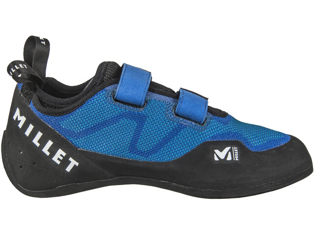 Millet Easy Up Knit Kletterschuhe electric blue